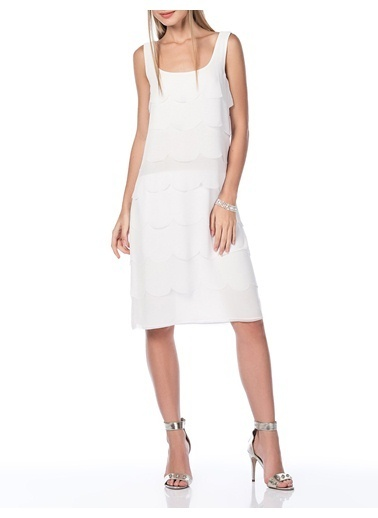 Roman Elbise Beyaz